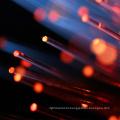 pmma end glow fiber optic cable