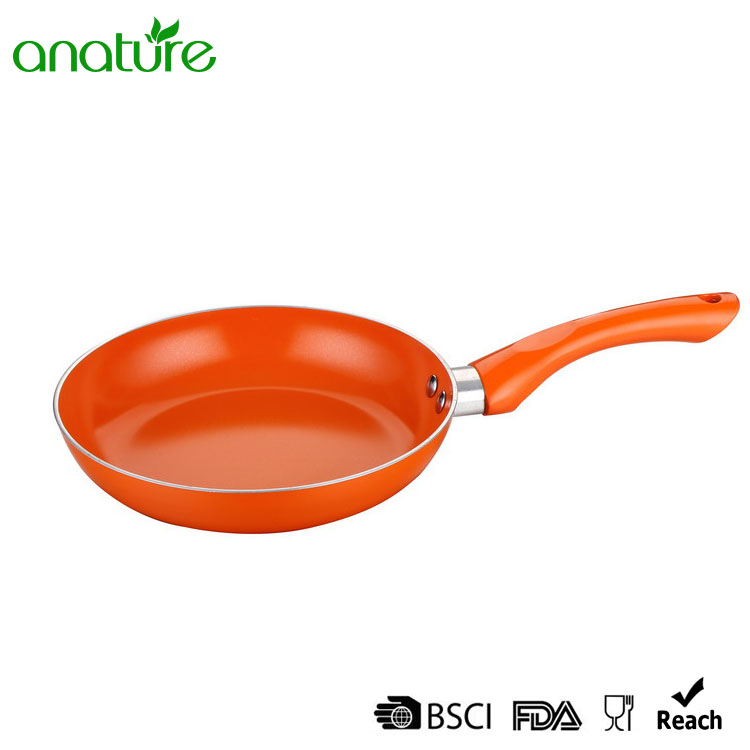 Pressed Waterless Ceramic Coating Nonstick Pan