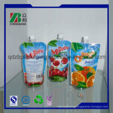 Resealable Stand up Doypack for Beverage Juice