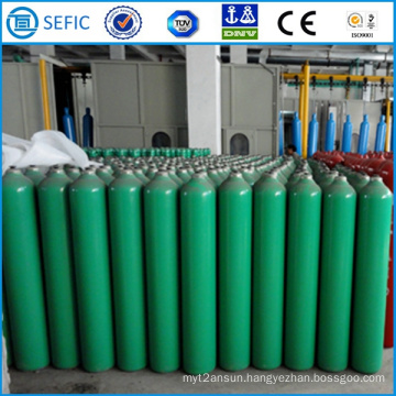 40L High Pressure Seamless Steel Gas Cylinder (ISO219-40-15)