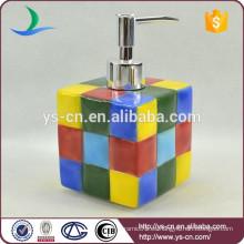 Dispensador de jabón líquido Rubik's Cube moderno