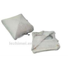 LM - 505C infravermelho confortável volta almofada de massagem
