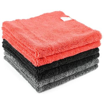 SGCB 16x16In Car Microfiber Polish Wax Removal Towel