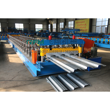Floor Deck Metal Cold Roll Forming Machine