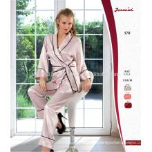 Silk Satin Pyjama Pajamas