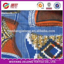 popular high quality 100% cotton new design veritable hollandis wax print real wax fabric