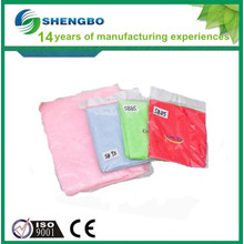 Microfiber cleaning cloth for kitchen