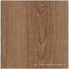 PVC Wood Flooring with Carpet Pattern Available