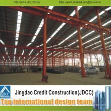 Atelier d'usine de structure en acier