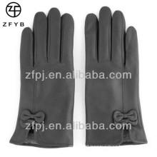 Fashion women's fleece glove