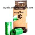 Dog Poop Bag Plastic Unscented Scented Pet Abfall Tasche