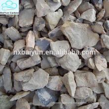 Refractory Grade AL2O3 85%min Calcined Bauxite bauxite importers