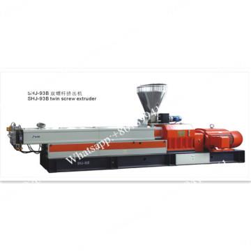 PLA PP PS + Stärke Kunststoff-Biodegrabal-Granulat-Maschine