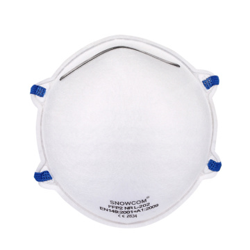 CAP SHAPE INDUSTRIAL MASK Niosh N95 FFP2