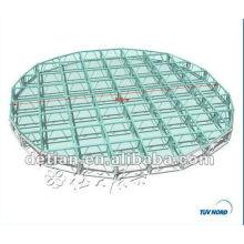 attraktives Aluminiumbinderfachmesse-Standbühnen-Dachbindersystem-Einführungsbinder