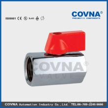 CV400001 female mini float ball valve