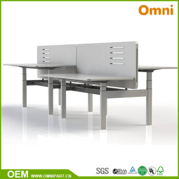 New Height Adjustable Table with Workstaton