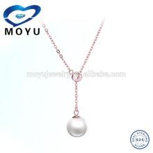Nueva orden de la mezcla de la ayuda del precio al por mayor del oro de la perla de la plata del diseño de la manera