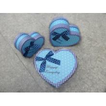 Fashion Valentines Chocolate Heart Box
