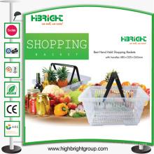 Retail Store Shop Hand Basket