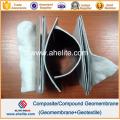 PP Pet Composto Composto Geotêxtil HDPE LDPE Geomembrana