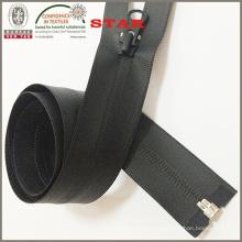 (5 #) Balck Wasserdichte Open End Zipper