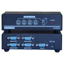 350 MHz 1X4 4 ports VGA Splitter