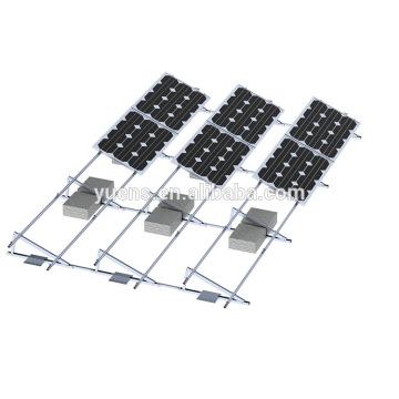 PV Panel Flat Roof Solar Panels Mount
