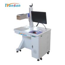 Настольный 3D-станок для волоконной лазерной маркировки с динамической фокусировкой