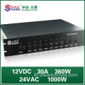 1U Rack-mounted AC Power Supply