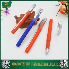 Cheap Ballpoint Plastic Pull Out Banner Pen