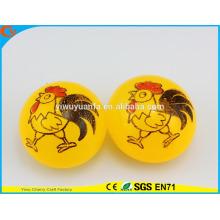 Juguete colorido vendedor caliente de la bola de Splat del pollo de la alta calidad