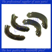 K1160 4406007Y25 4406001A26 4406041A85 4406068A25 44060L7025 for Nissan sunny cherry brake shoe