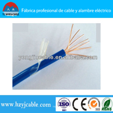 PVC con aislamiento de nylon recubierto Thhn Thwn Nylon recubierto de alambre