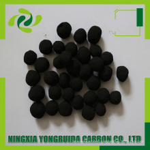 Factory suply coal based spherical activated carbon for gas desulfurization