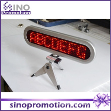 Taxi Inside LED Screen Display Board for Car