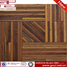 Китай производство деревянной конструкции плитки мозаики