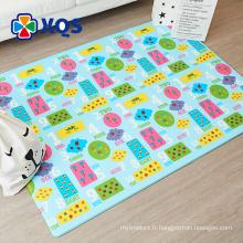 Usine fournissent le tapis de jeu libre de grand bébé libre de métal lourd pour le bébé