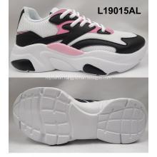 Bulk Wholesale Fashion Woman Running Sport Shoes