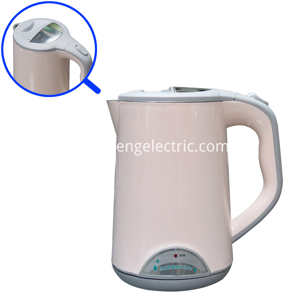 Anti Scald Electric Kettle