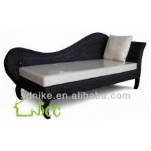 Sunbed, rattan furniture