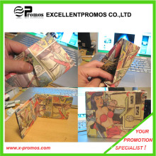 Promotional Folding Tyvek Paper Wallet (EP-W1325)