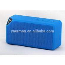 Altavoz sin hilos del bluetooth del producto YM-S40new para las cajas plásticas vacías del altavoz