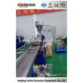 easy to operate twin screw PP waste plastics recycling machine