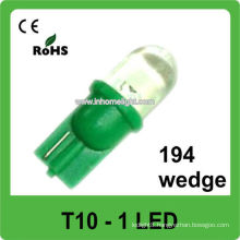 Wholesale 194 Wedge 12V 24V led auto light
