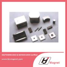 Aimant AlNiCo forte vente chaude de haute qualité basé sur ISO 14001 de procédé de fabrication