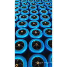 ISO Durable Solid PU Wheel (3, 25-8) with