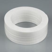 Material de junta para junta de PTFE preto industrial