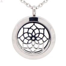 нержавеющая сталь отражетель ароматности и кулон диск монета медальон,медальон диффузор кулон