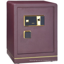 Alta qualidade todos metal seguro eletrônico seguro à prova de fogo armário seguro cofre